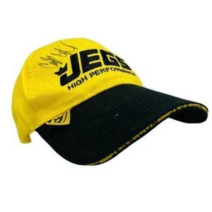 Autographed JEGS hat Signature -Not Sure Which?